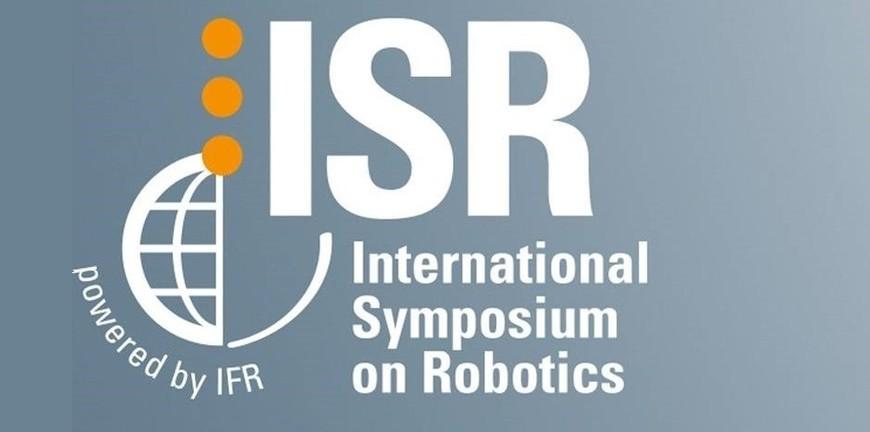 Международный симпозиум по робототехнике