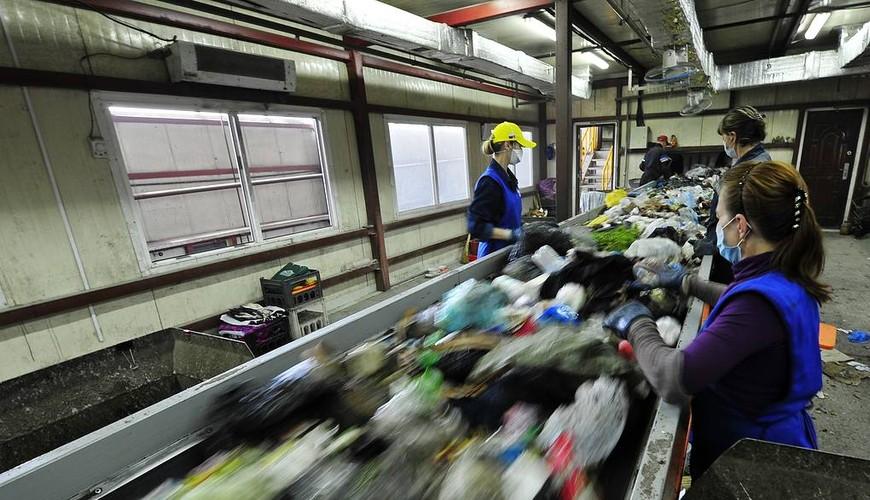 сортировщики мусора
