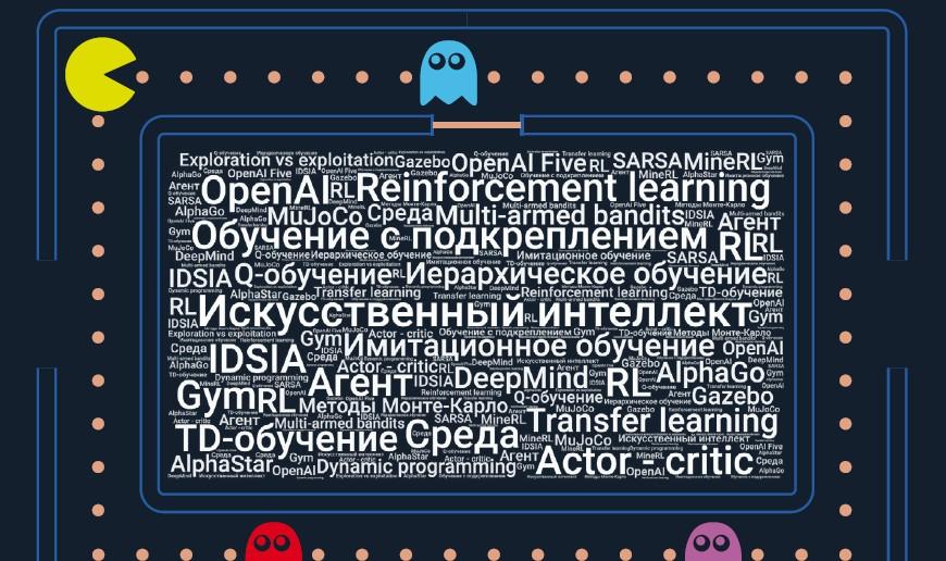 Альманах ИИ - Обучение с подкреплением