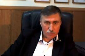 Игорь Каляев выступил с докладом