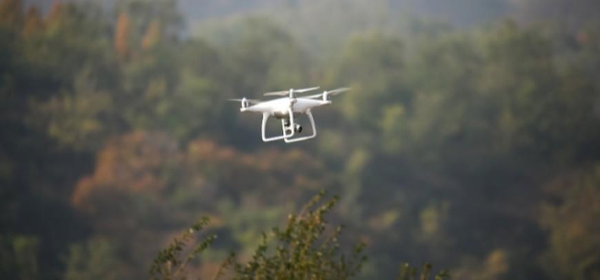 Китайские коммерческие дроны составляют 80% от общемирового объема