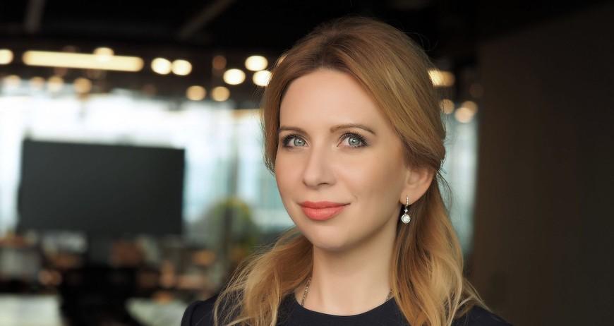 Руководитель федерального проекта Искусственный интеллект Оксана Тарасенко