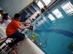Во Владивостоке прошли всероссийские соревнования по подводной робототехнике