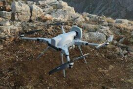 Kargu-2 quadcopter