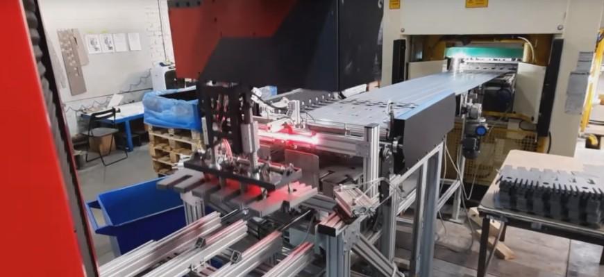 Компания Aripix Robotics автоматизировала