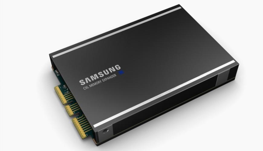 модуль памяти с интерфейсом CXL Samsung