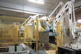 Промышленные роботы IRB 460