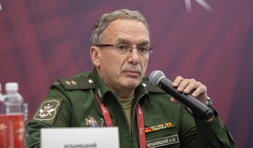 советник Министра обороны РФ Андрей Ильницкий