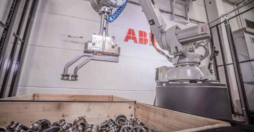 ABB Robotics 3D Vision